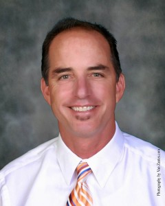 Casey O'Brien Principal, Aptos High School